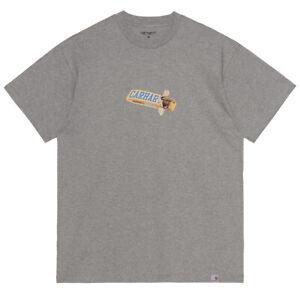 Carhartt Chocolate Bar T-Shirt Grey Heather - SALE