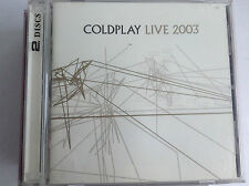 724359901404 Live 2003 (Bonus Dvd) by Coldplay (2003) - Colour DVD CD 2 DISC