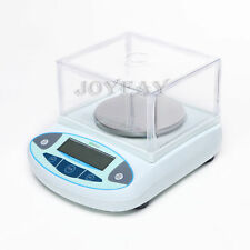 U.S. Solid Analytical Balance 3000 x 0.01 g 10 mg Lab Digital Precision Scale