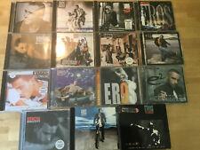 Eros Ramazzotti [15 CD Alben] Dove c'è musica Nuovi eroi Live Tutte Storie 9 e2
