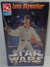 STAR WARS A NEW HOPE : LUKE SKYWALKER MODEL KIT MADE BY AMT / ERTL IN 1995 (TK)