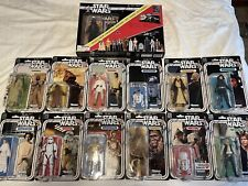 star wars black series 40th anniversary lot