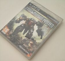 PROMO ps3 FRONT MISSION EVOLVED pal fr neuf sous blister sony playstation 3