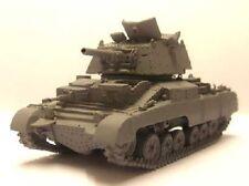 Milicast BB036 1/76 Resin WWII British A10 Mk. Ia CS Cruiser Tank (N. Africa)