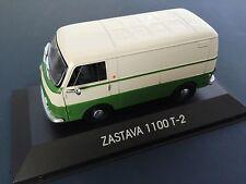 ZASTAVA 1100 T2 VAN (FIAT 1100) VOITURE 1/43 IXO IST - LEGENDARY CAR AUTO - BA66
