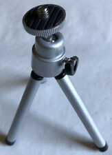 Small portable camera tripod, metal