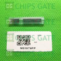 3PCS M51978FP Encapsulation:SOP-16,SWITCHING REGULATOR CONTROL