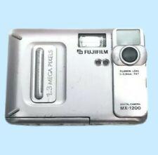 Fujifilm Digital Camera Mx-1200 1.3 Mega Pixels Point & Shoot with Memory Card