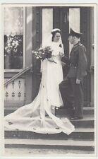 (F1037+) Orig. Foto Wehrmacht-Soldat, Hochzeit, 1940er