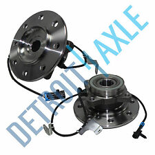 Front Wheel Hub Bearing Set w ABS for 1996-2000 Chevy GMC K1500 K2500 K3500 4WD
