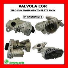 VALVOLA EGR LAND ROVER DEFENDER PICK-UP 2.4 TD4 4X4 DAL 2007 KW90 CV122 TD244 88