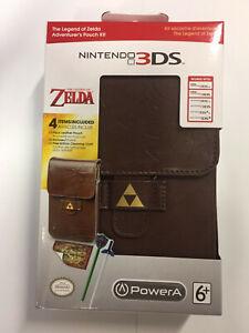 Nintendo 3DS Zelda Zubehör Set