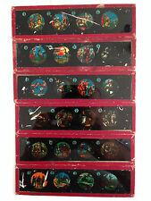 Nine Magic Lantern Slides