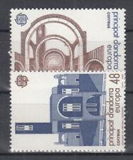 Briefmarken Europa Andorra (sp.. Post) CEPT ** 1987 Michel 193-194 Versand 0 EUR