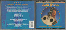 "CD Keola Beamer ""Moe 'Uhane Kika"" Hawaiian Slack Key Guitar Masters Series"