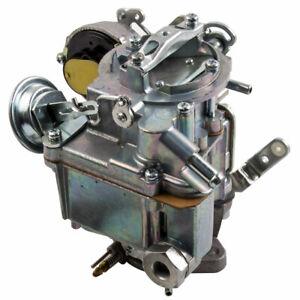 Barrel Style Engine Carburetor Fit Chevrolet Chevy GMC V6 6CYL 4.1L 250 4.8L 292