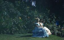 Org Vintage 1959 Negative / 35mm Slide- Saint Augustine- Women- Southern Belles