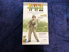 """Dragon WWII 1/6 USMC Sniper 2nd Marines Private """"Alan"""" Tarawa 1943"""