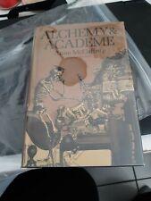 "CLASSIC ""ALCHEMY AND ACADEME""  MCCAFFREY 1970 1ST ED SCI FI"