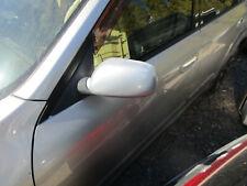 Nissan Stagea M35 Left Mirror, Silver