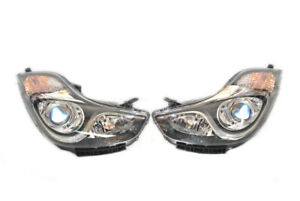 2x New Original Headlight Left & Right Complete Hyundai IX20