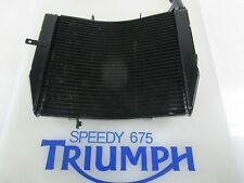 TRIUMPH DAYTONA 675 RADIATOR CURVED T2100072 FITS UP TO 2012