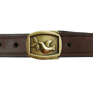 Peace Dove Buckle and Belt OBMS101B IMC-Retail