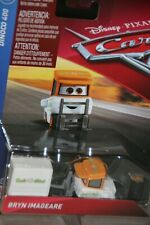 "DISNEY PIXAR CARS 3 ""BRYN IMAGEARE - TACH-O-MINT PITTY"" NEW IN PACKAGE"