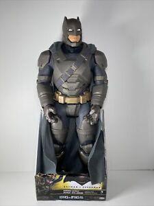 """Batman Vs Superman BIG FIGS 20"""" Inch Mech Suit Batman Action Figure NEW DC Comic"""