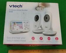 NEW, VTech 2 Camera Video Monitor, VM3252-2