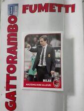 Figurine Calciatori N.296 Allegri Milan Magazzino - Anno 2011-2012 Panini