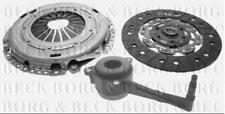 HKT1260 BORG & BECK CLUTCH 3in1 CSC KIT fits VAG A3, Leon, Golf 2.0TDi