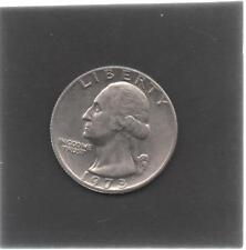 Moneta Stati Uniti United States Quarter Dollar 25 Cent 1973 Washington STU180