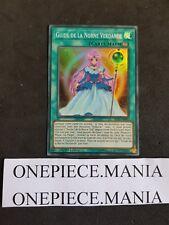 Yu-Gi-Oh! Guide de la Norne Verdande SUPER RARE  SHVA-FR009