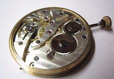 Antiguo 18,5'' bolsillos 'mecanismo Silvana sa calibre 521? Breguet-espiral, instalado