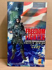 "Dragon 1:6 Freedom Fighter Counter Terrorism Advisor Pacific Region ""Clay"" L@@K!"