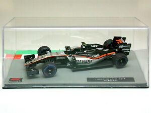 SERGIO PEREZ Force India VJM09 - F1 CAR 2016 - Collectable Model - 1:43 Scale