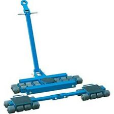 NEW! Steerable Machinery Moving Skate Roller Kits 24 Ton Capacity!!