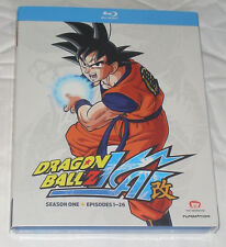 Dragon Ball Z Kai: Season One 1 Complete - Blu-ray Box Set - NEW & SEALED