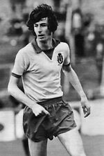 Football Photo>DENIS McQUADE Patrick Thistle 1970s