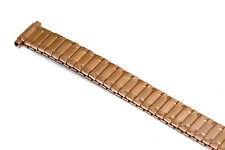 SPEIDEL 10-13MM ROSE GOLD RADIAL TWIST O FLEX EXPANSION STRAP WATCHBAND