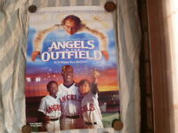 DISNEY ANGELS IN THE OUTFIELD ORIGINAL AUST 1  SHEET MOVIE POSTER