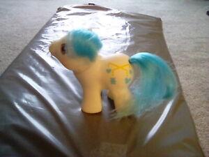 G1 My Little Pony NEWBORN PONIES BABY DANGLES  Vintage MLP 1980's RARE
