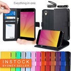 Premium Leather Wallet Case Cover For OPPO F1 F1S R9 R9S A57 +Screen Protector