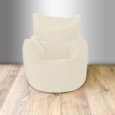 Poufs, poires et meubles gonflables gris pour enfant