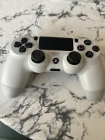 Sony Playstation Dualshock 4 Wireless Controller White  CUH-ZCT1E