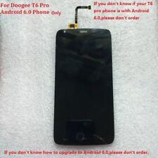 Original New Doogee T6 Pro LCD+Touch Digitizer Screen Assembly for T6pro Phone