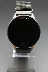 OOZOO Q00118 Smartwatch UCos, Damenuhr, Frauenuhr, Edelstahlarmband