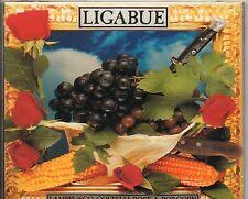 LIGABUE CD LAMBRUSCO COLTELLI ROSE & POP CORN Ed.Sorrisi EDIZ DIGIPACK SIGILLATO