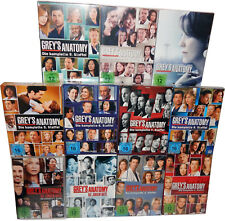 Grey´s Greys Anatomy - komplette Staffel/Season 1,2,3,4,5,6,7,8,9,10,11[DVD]1-11